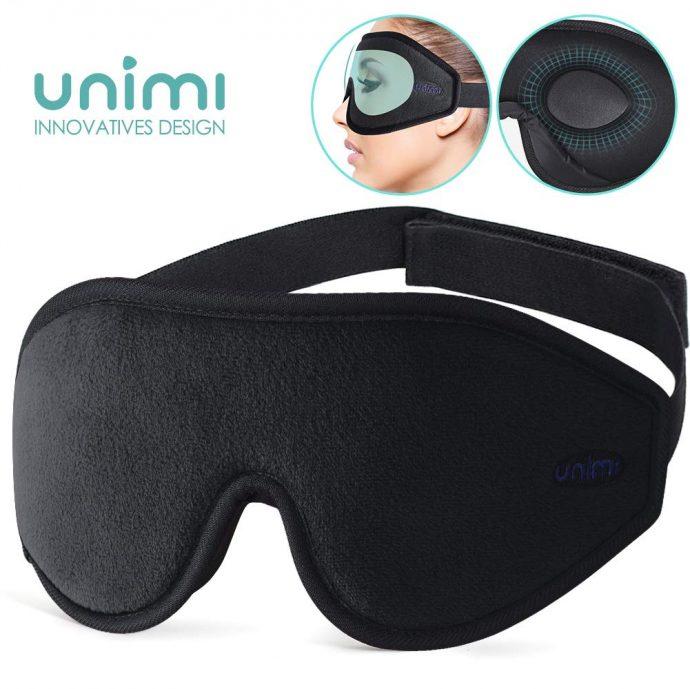 Masque de Sommeil Unimi 3D 1